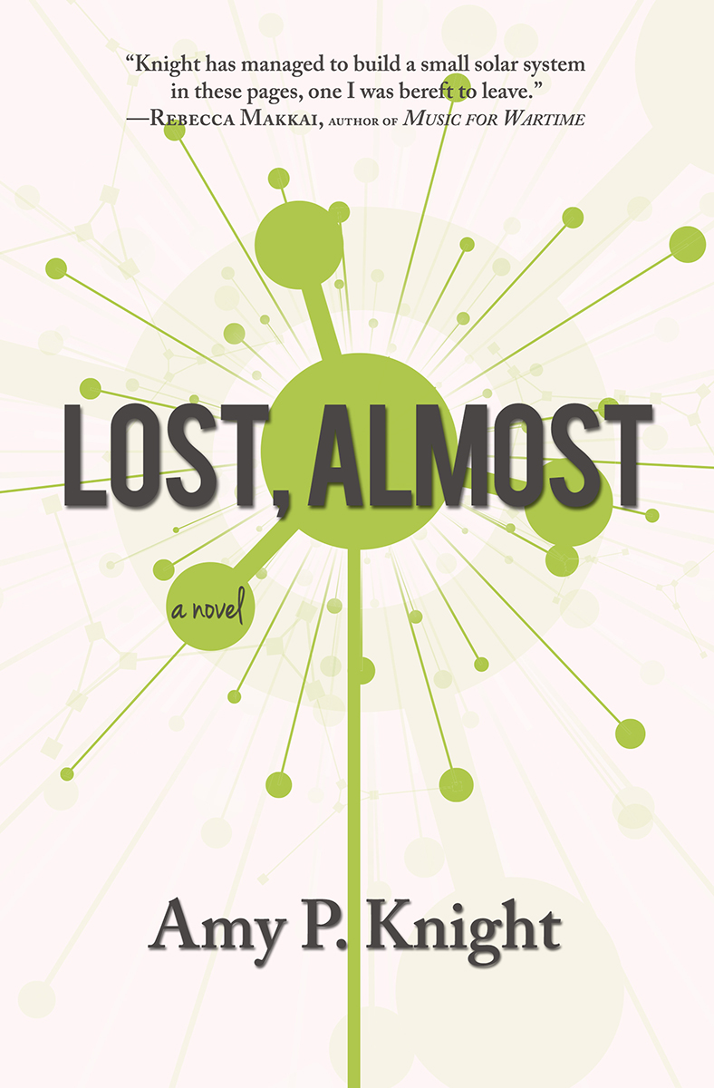 Lost, Almost by Amy P. Knight